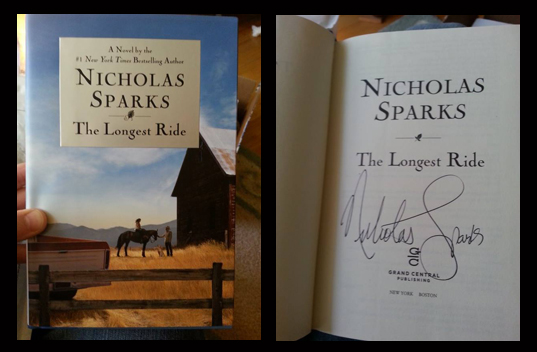 Nicholas Sparks2
